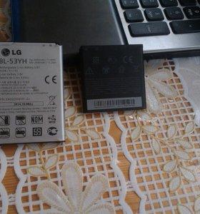 Аккум для HTC и LG g3 оригинал