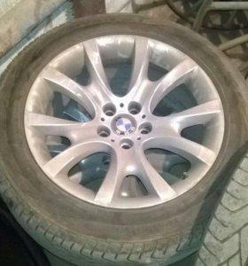Калёса на BMW