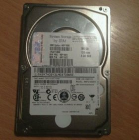 HDD 300 Gb - для сервера