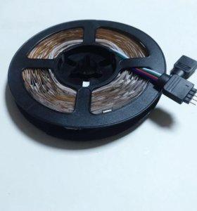 Светодиодная лента RGB (5 метров)