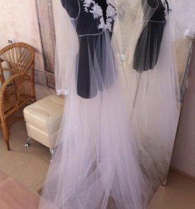 Будуарное платье для невест