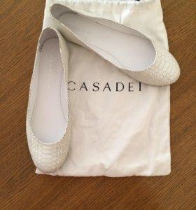 Балетки Casadei