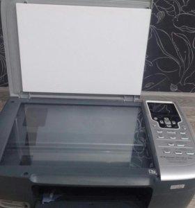 Ксерокс, принтер, сканер
