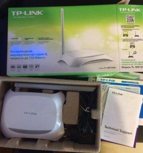 WiFi роутер TP-Link новый
