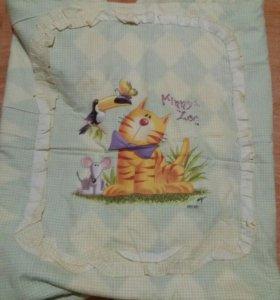 Детское одеяло легкое