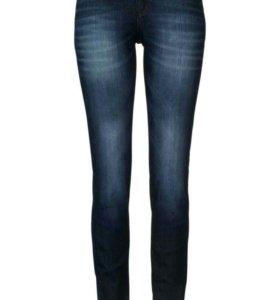 Отличные новые джинсы скинни