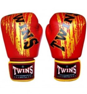Перчатки боксёрские Twins Special, 12 унций
