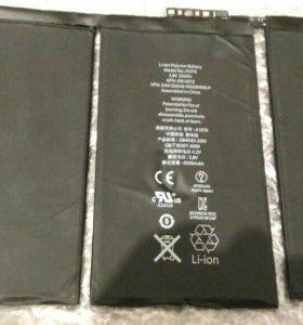 Аккумулятор на iPad 2