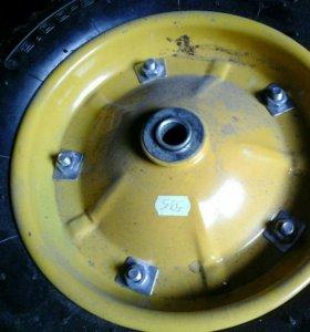колеса для тележки