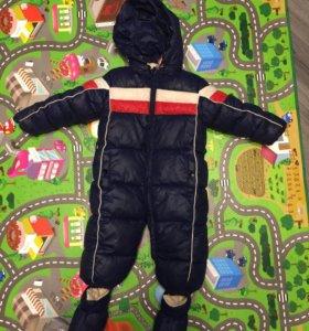 Детский зимний костюм Монклер