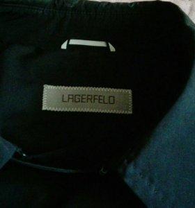 Lagerfeld мужской плащ