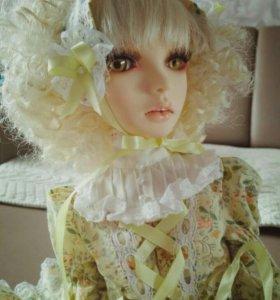 BJD DOLL LEAVES Bailey шарнирная кукла
