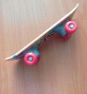 скейт для пальцев