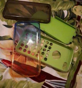 4 чехла на iPhone 5