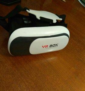 Очки вертуальной реальности VRBOX. С ценой можно д