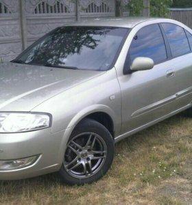 Продается Nissan Almera Classic 2006 года.