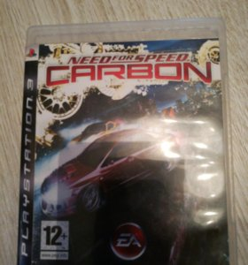 Игра на PS3- Need for Speed:Carbon