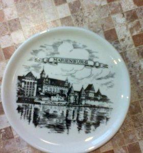 Коллекционные тарелки