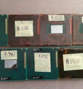 Процессоры Intel для ноутбуков