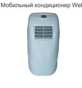Мобильный кондиционер wellton wap-107
