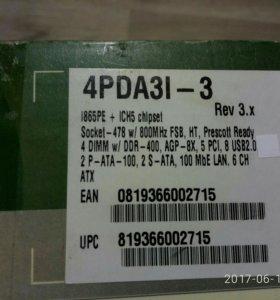 4PDA3I-3 (478 socket)