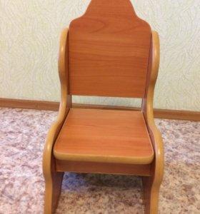 Новый детский стульчик
