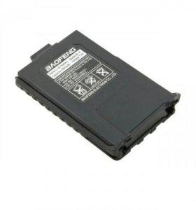 Аккумулятор для рации Baofeng UV-5R 1800Mah