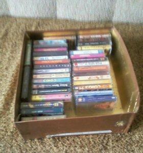 Аудиокассеты от попсы до шансона