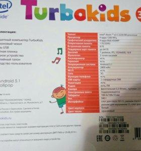 Планшет Turbokids