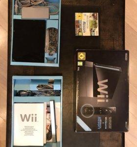 Игровая приставка Wii Nintendo sports resort pack