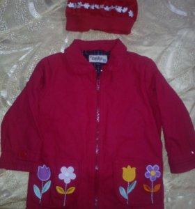 Курточка- плащ
