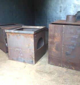 Печка в баню с доставкой