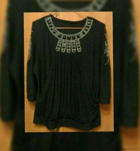 Блузка нарядная размер 52