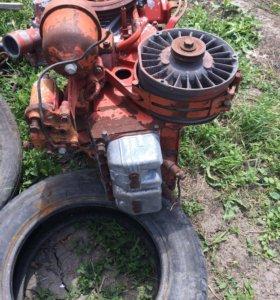Продаю движок с трактора т 25