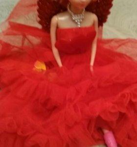 Новая кукла брелок