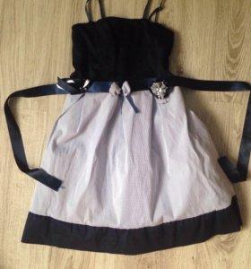 Платье 4-5 лет в идеальном состоянии