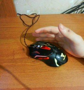Игровая мышка Fantech