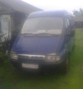Газель 2705 (фургон)