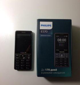 Мобильный телефон Philips E570