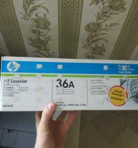 Картридж HP LaserJet 36A