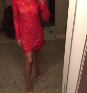 Шикарное вечернее платье Self-portrait