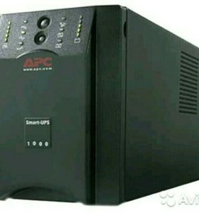 Ибп APC Smart-UPS SUA1000I, 1000VA