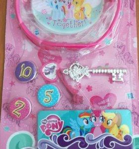 Наборы my little pony