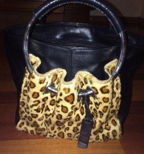 Итальянская женская сумка