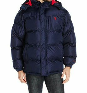 Пуховик куртка U.S. Polo Assn (новый)