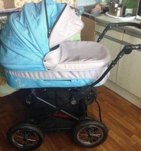 Детская коляска BabyHitо Evenly (2 в 1)