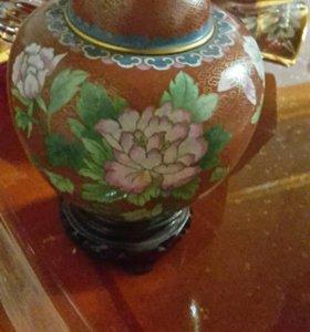 Кашпо вазы тарелки разные цены