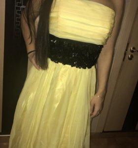 Вечернее платье, платье на выпускной.