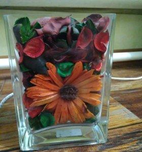 Благовония в вазочке