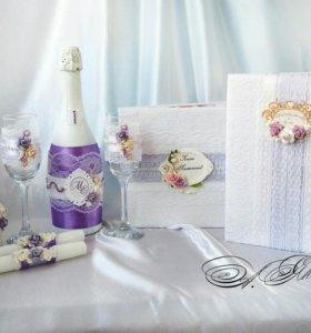 Свадебные аксессуары на любой кошелек, вкус и цвет